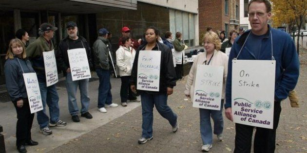 Public Service Alliance Offer Rejected By Casual Workers Seeking To