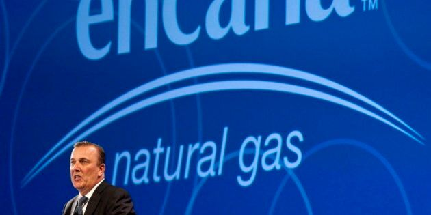 Encana Collusion Allegations Prompt Internal