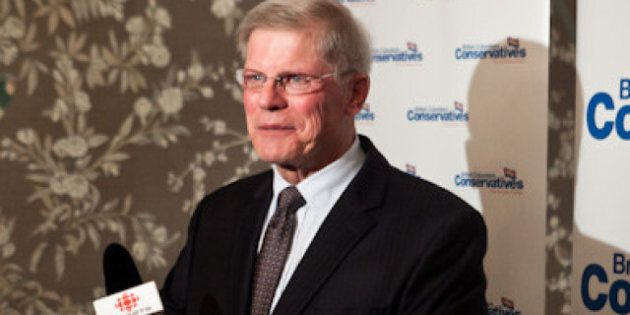 John Cummins, B.C. Conservative Party Leader, Issues Ultimatum As Infighting