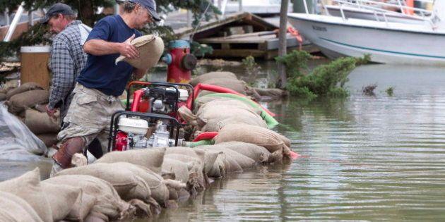 B.C. Flooding: Saskatchewan Sends Crews, Equipment To Help Fight Rising