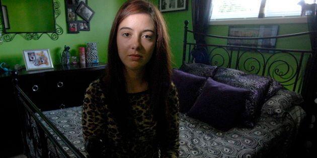 Kaitlyn Terrana Sleeping Beauty: Ontario Teen Has Serious Sleeping