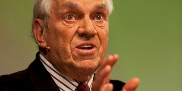 Income Inequality In Canada: Ed Broadbent Wants To Give Tories 'A Good