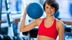 How To Use A Medicine Ball In Your