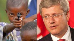 Harper Headed To Danger