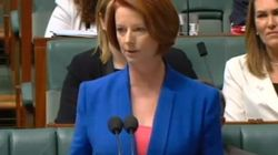 WATCH: Australia's PM Slams 'Misogynist' Opposition