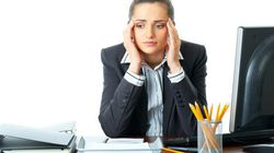Worrying About Work? It Could Give You