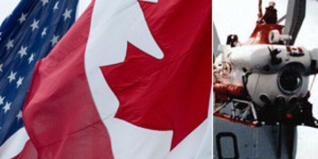 Canadian Mini-Submarines Eyed By Special Forces On Both Sides Of
