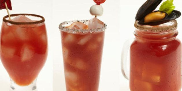 Caesar Recipes: Celebrate Canada Day With Drinks Inspired By 11