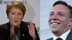 Marois And Legault Will Go