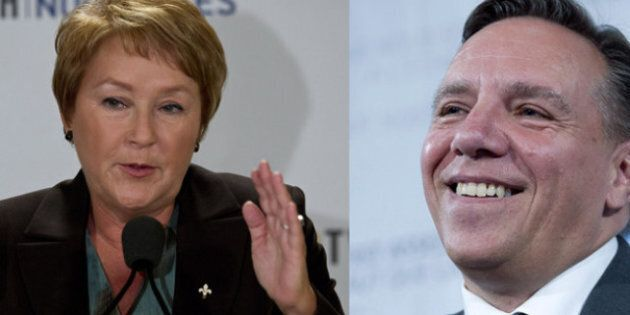 Quebec Election Debate 2012: Sparks Could Fly Between Former PQ Colleagues Marois And