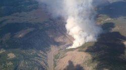 B.C. Wildfire Evacuation Order