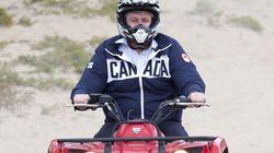 Harper's ATV Ride Irritates