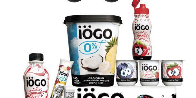 Iogo Yogurt In Canada: New Yogurt Brands Ramp Up