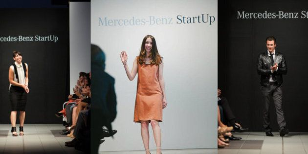 Mercedes-Benz Start Up Spring 2013 Finalists To Show At Toronto Fashion