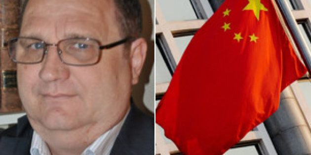 Mark Bourrie: Xinhua, Chinese News Agency, Tried To Get Me To
