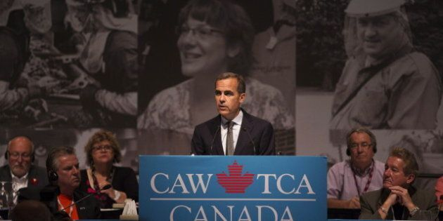 Canadian Companies Hoarding Cash Should Give It To Shareholders, Carney