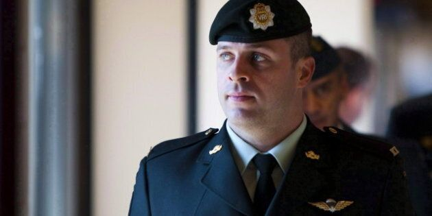 Robert Semrau, Canadian Former Soldier Accused Of Murdering Taliban Fighter, States His