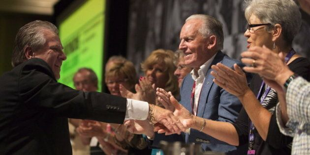 Canadian Super-Union: CAW Delegates Vote To Merge With