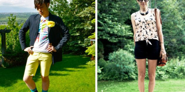 Citizen Style: You Showed Us Canada's Summer Street Style