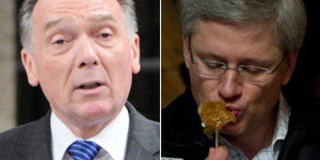 Peter Kent Calls Harper 'Prime Minister Of Cannibal' Days After MP Makes Same