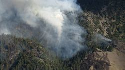 Cariboo Wildfire Tamed By