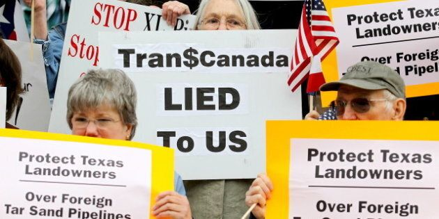 TransCanada Wins Texas Court Fight Over Keystone