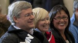 Harper Gives Health Minister A New