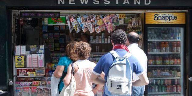 Long-Running Canadian Magazines Drop Print, Go