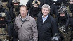 LOOK: Canada's Top Secret Special Forces