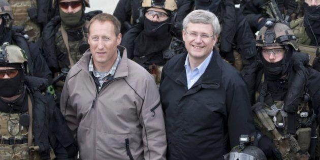 Harper's Arctic Visit: Prime Minister Watches Top Secret JTF-2 Special Forces