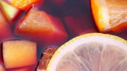How To Make Sangria In 5