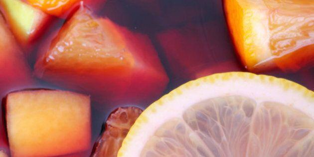 Sangria Recipes: How To Make Red And White Sangria