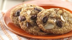 Gluten-Free Chocolate Chip Cookie Recipe, Made With Almond