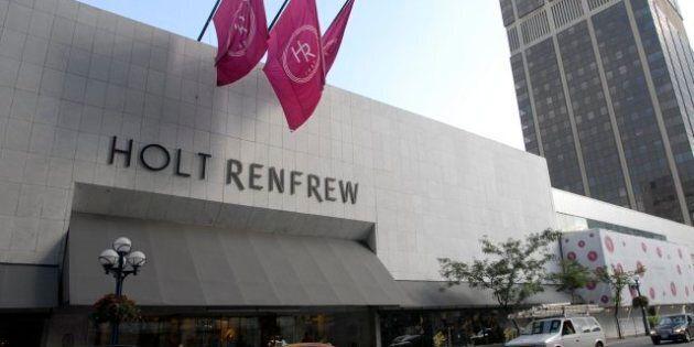 Holt Renfrew Union Drive Comes Up Short At Toronto