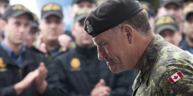Walt Natynczyk, Canadian Forces Chief Of Defence, May Be On His Way