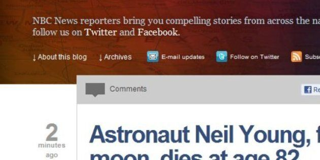 Neil Young Dead? NBC News Mixes Up Astronaut Neil Armstrong With Iconic