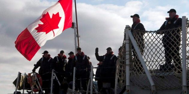 Canada Day Around The World: Canucks Abroad Celebrate The Nation's