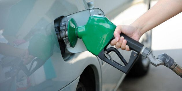 B.C. Carbon Tax Sees Gas Prices Rise