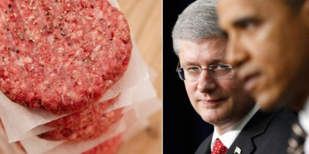 Beyond The Border Deal Aims To Kill Meat Screening That Sparked XL Foods Beef