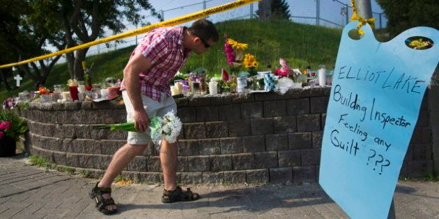 Length Of Rescue Angers Elliot Lake Mall Tragedy
