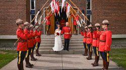 Top Cop Lands In Hot Water Over Wedding