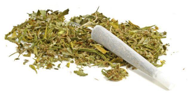 Teenage Pot Smoking Tied To Loss Of
