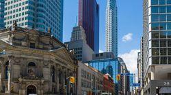 Toronto Ranks 3rd In World For Economic Opportunity: