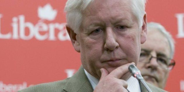 Bob Rae, Liberals' Interim Leader, Sees Rebuilding As Top