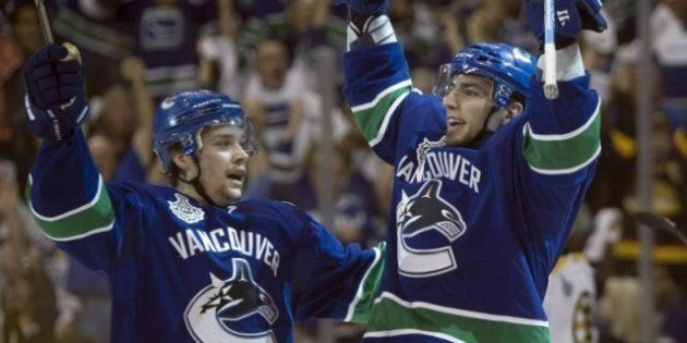 Stanley Cup Finals: Canucks' Overtime Win Puts Bruins Behind