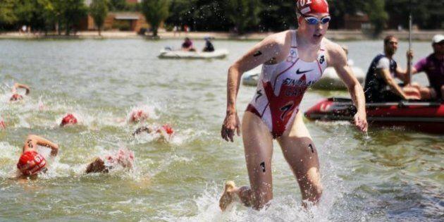 Paula Findlay, Canada, Leads Madrid