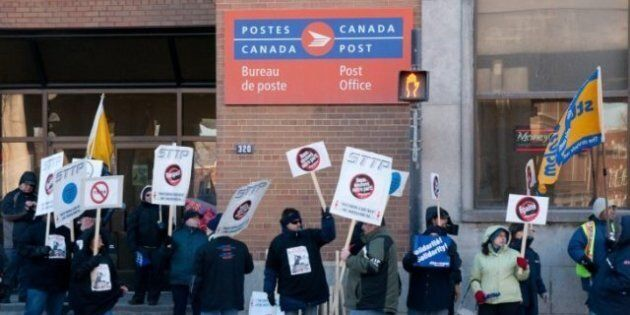 Montreal Next For Postal Worker