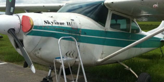 Engine Failure Forces Skydivers To Bail Out Of Crippled Cessna Over Gatineau,
