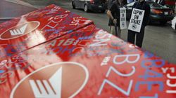 Rotating Postal Post Strikes Threaten To Bog Down Service In Major