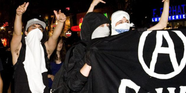 Montreal Police Shooting Sparks Angry Protest